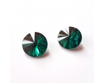Rivoli 14mm, emerald