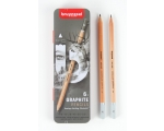 Brynzeel hariliku pliiatsite komplekt, 6 tk
