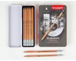 Brynzeel hariliku pliiatsite komplekt, 12 tk