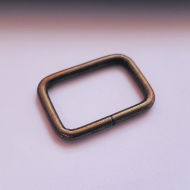 Raam-pannal, pronks, 25mm