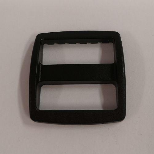 Pannal, plast, 25x30mm, must, 1 tk
