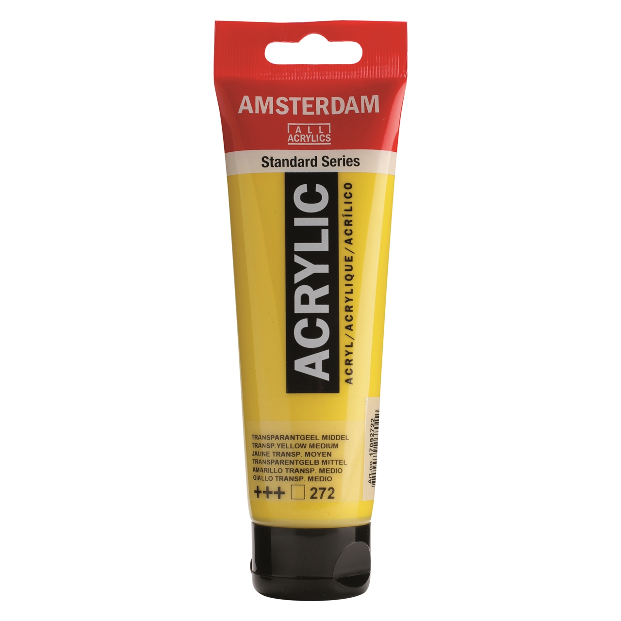 Akrüülvärv Amsterdam 120ml, 282 naples yellow green