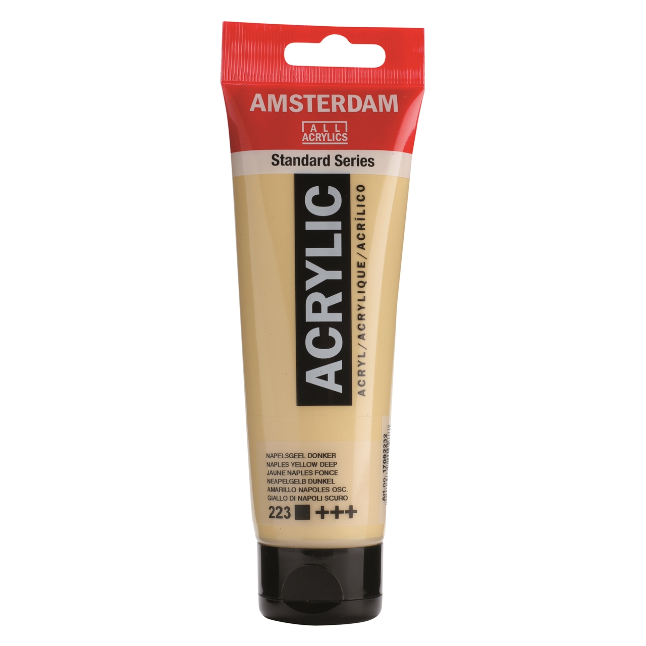 Akrüülvärv Amsterdam 120ml, 223 naples yellow light