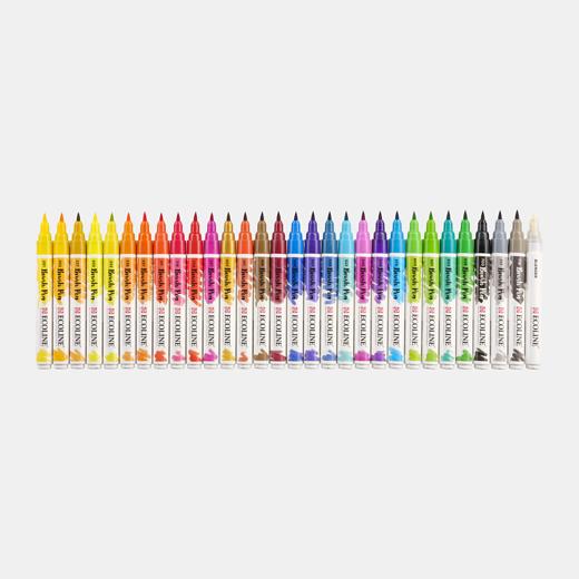 Ecoline Brush Pen 30tk põhivärvid