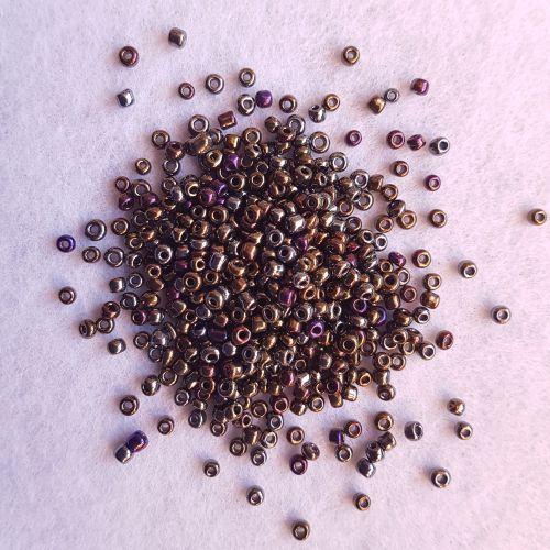 Seemnehelmed, 2mm, vikerpruun