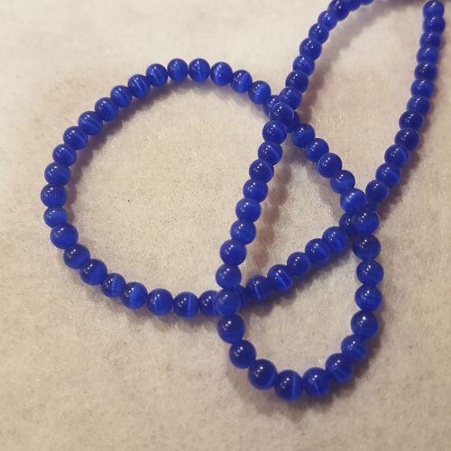 Kassisilma kee, 4mm, sinine