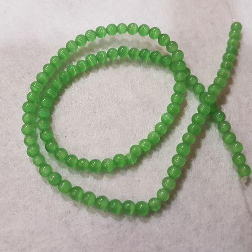 Kassisilma kee, 4mm, roheline